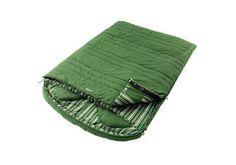 Outwell Camper Lux Sleeping Bag 235 x 90 cm Black