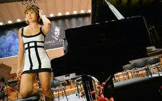 Yuja Wang's short dresses have attracted as much attention as her virtuoso performances at the piano. Ahead of London concerts, she talks to Ivan Hewett