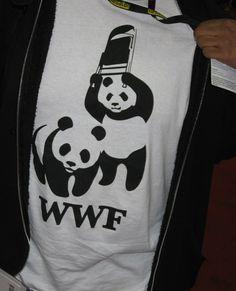 WWF - haha