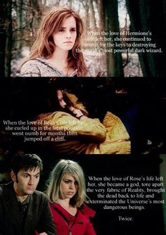 #Doctor Who / Rose Tyler rocks.