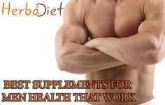 The right supplements can help your heart, sharpen your immune system, and even improve your all health. Get special health supplements for men fitness at Herbadiet. Simply following Herbadiet dietary supplements healthy, you'll be giving your body a better chance to maintain optimum health and function regardless of your age. For more information please visit at https://www.herbadiet.in/collections/men-health