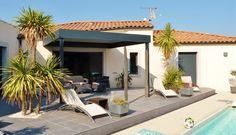 How Does Pergola Provide Shade Pergola Alu, Pergola Canopy, Marquise Pergola, Stain Colors, Architecture, Shades, Outdoor Structures, Outdoor Decor, Design