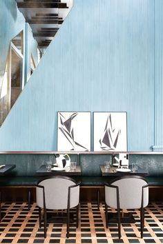 I love the interior design of this amazing 5 star hotel designed by Kelly Wearstler in San Francisco Kelly Wearstler, Contemporary Interior Design, Best Interior Design, Interior Design Inspiration, Design Ideas, Design Projects, Luxury Interior, Design Trends, Interior Ideas