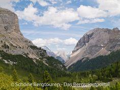 Val de Fanes auf der grossen Fanesalm im Naturpark Fanes-Sennes-Prags, Südtirol, Italien - Foto: Mario Hübner