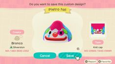 Dream Code, Childhood Ruined, New Leaf, Animal Crossing, Custom Design, The Creator, Coding, Knitting, Animals