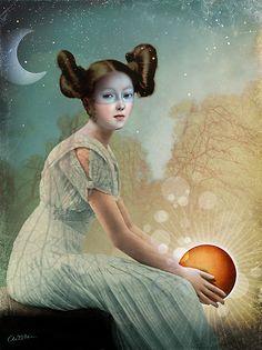 Catrin Welz- Stein: Surrealismo mixto - Cultura Colectiva - Cultura Colectiva