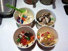 we love tutti frutti! Tutti Frutti, Frozen Yogurt, Recipe Of The Day, Sweet Tooth, Good Food, Meals, Chocolate, Dinner, Desserts
