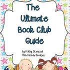 Everything you need to start book clubs with your class!!  39 Pages!!  Kit includes:  Instructions for Setting Up Bookclubs Suggested Book List Boo...
