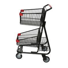 Grocery Shopping Carts for Sale: Black Double Basket Wire Convenience Shopping Carts – kids baking Baking Set, Baking With Kids, Kids Grocery Store, Stores Like Ikea, Collapsible Laundry Basket, Baby Dolls For Kids, Black Baby Girls, Baby Alive Dolls, Baby Doll Accessories