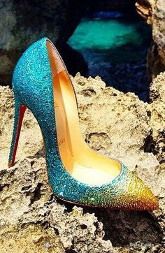 Mermaid Louboutins