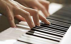 Aulas de piano individuais