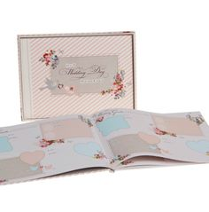 Love Birds Guest Book-Hallmark Cards UK