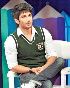 Sushant Singh Rajput #Bollywood #Fashion #Style