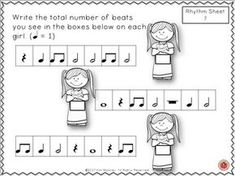 Chinese New Year Music Lessons | Rhythm Activities - b/w #musiceducation