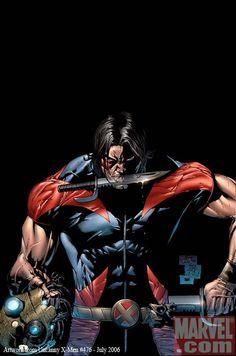 Warpath/Thunderbird #2 - John Proudstar