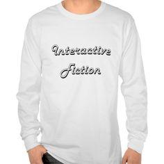 Interactive Fiction Classic Retro Design T Shirt, Hoodie Sweatshirt