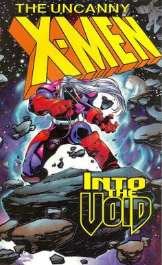 Uncanny X-Men comic issue 342 Into the Void Marvel Modern age First print 1997 Comic Book Superheroes, Marvel Comic Books, Comic Books Art, Marvel Characters, Comic Book Artists, Comic Artist, X Men, Joe Madureira, Comic Book Collection