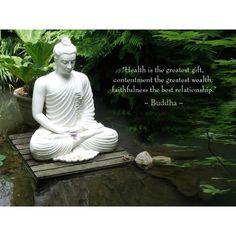 Health, Contentment, Faithfulness