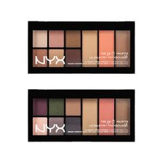 NYX Go to-palette