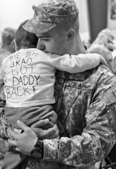 Welcome home US ARMY :)