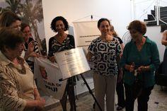 O nome da Casa é uma homenagem a Rosangela Rigo (1964-2015), ativista feminista pelo combate à discriminação de gênero e pela construção de políticas públicas pelos direitos das mulheres.