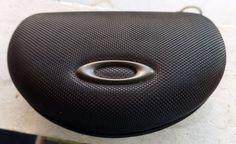 Oakley Radar Sunglasses Hard Case Black LARGE  #Oakley