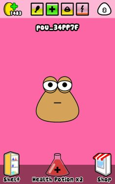 My pou is very tired amd sick:'( Virtual Pet, Very Tired, Sick, Mario, Family Guy, Guys, Fictional Characters, Baby, Baby Humor