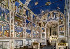 Cappella degli Scrovegni - Giotto a Padova