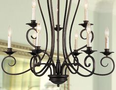 I pinned this from the Transglobe Lighting - Elegant Chandeliers, Lamps, Pendants & More event at Joss and Main!