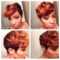 Pretty cut and color!