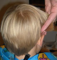 How to Cut Boys' Hair Like a Pro - Heavenly Homemakers