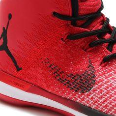 NIKE AIR JORDAN XXXI VARSITY RED/BLACK-WHITE | atmos公式通販[靴/スニーカー、ファッションのアトモス]