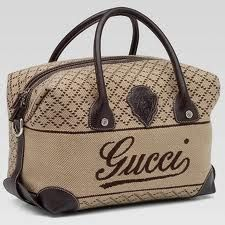 Gucci travels well!