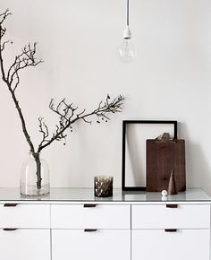 Sideboard styling Daniella Witte: SUNNY FRIDAY