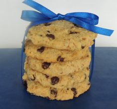Kokosovo-čokoládové cookies