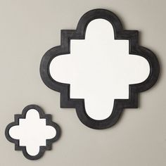 Quatrefoil Wall Mirrors | The Company Store
