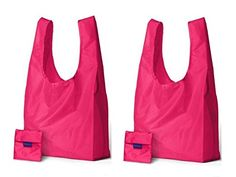 "Baggu Shopper - 2 Shopping Bags -With 4x4"" Carrying Pouch... https://www.amazon.ca/dp/B01F480CD2/ref=cm_sw_r_pi_dp_VyWtxbK684GD5"