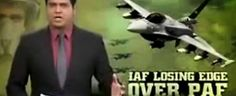 Indian media admiring the brilliant performance of Pakistani air force | All About Fun