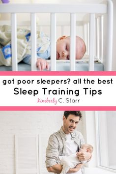 Sleep training doesn't have to be hard or tearful. Here are the best methods tips and ideas to make it work better faster and easier. Toddler Sleep, Kids Sleep, Good Sleep, Baby Sleep, Toddler Girls, Gentle Parenting, Kids And Parenting, Parenting Hacks, Natural Parenting