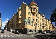Katajanokka is one of the best places to visit when spending 3 days in Helsinki. Finland Travel, Helsinki, Cool Places To Visit, The Good Place, Street View, Europe