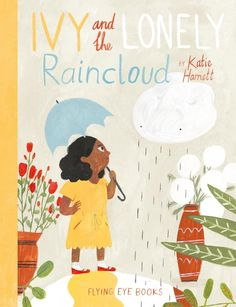 Everyone loves the warm sunshine—except the lonely raincloud. No one wants to be his friend! But one day, he stumbles across a grumpy little florist . . . could she be looking for a friend too?  In this charming tale, a solitary raincloud finds a way to make a sad little girl happy again, by using the very thing that most people dislike about him—rain!