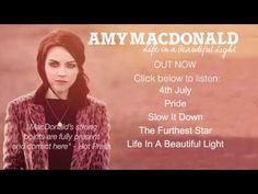 Amy Macdonald - Life In A Beautiful Light (Album Sampler)