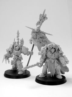 Count Manfred Night Lords conversion