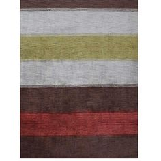 76788816e853 Bloomsbury Market Citrus Heights Hand-Woven Brown Silver Area Rug