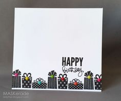 This weeks CASology Cue Card is Birthday! In fact this week is my husbands birthday, so this...