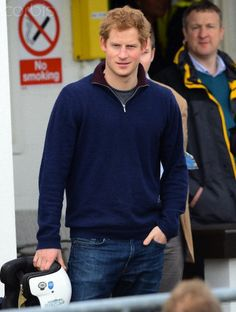Prince Harry takes part in the Endeavour Fund Track Day Event at Goodwood Race Track, Goodwood, UK, Feb.15, 2014.
