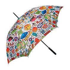 Funky Apples Umbrella