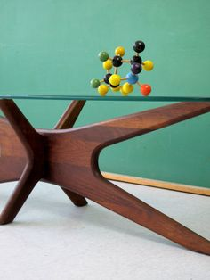 "Vintage Adrian Pearsall ""Jacks"" Coffee Table for Craft Associates"
