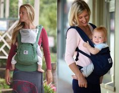 Soup on the Rocks: Friday Favorites- Baby Carriers