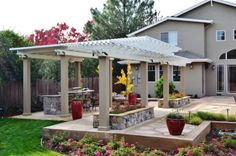 Pacific builders has been creating combination patio covers for Sacramento residents and business for over 70 years. Call today for a free estimate.